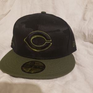 Fitted hat 7 1/2